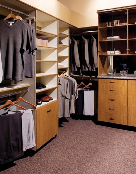 Dressing room decor | The Man Cave