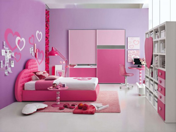 girls room decoration