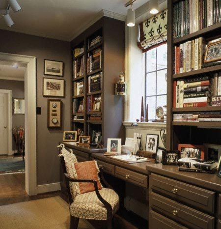 Brilliant Ideas For Decorating A Man Office