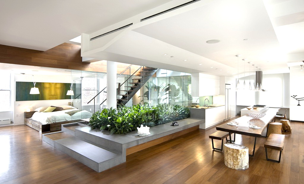 Tips for decorating a loft | The Man Cave