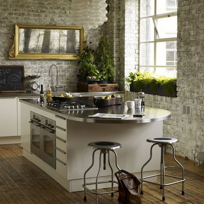 How To Create Environments With Industrial Decor The Man