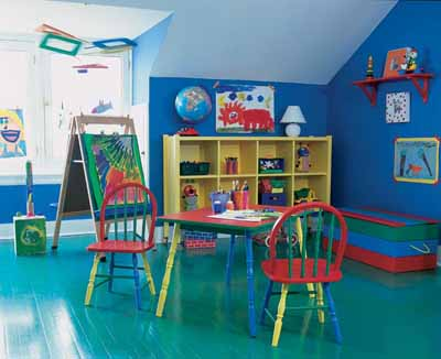 Design Ideas Home on Playrooms  The Most Entertaining Environments In Home   The Man Cave