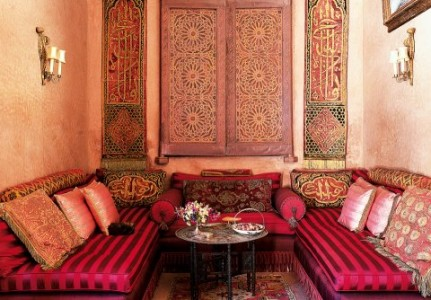 Moroccan style decor theme for home the man cave for Moroccan style home accessories