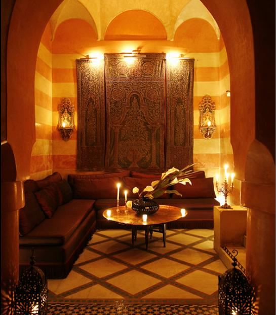 Moroccan decorating style the man cave for Moroccan style home accessories