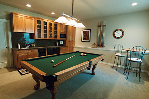 Game Room Home Decor | The Man Cave