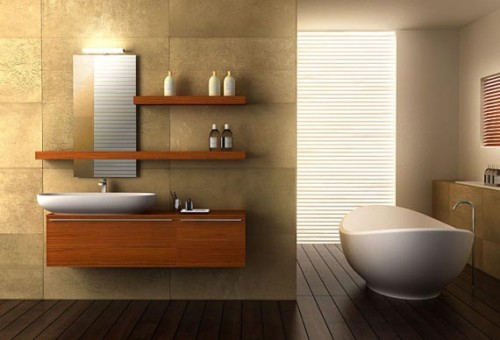 Minimalist decor for your bathroom the man cave for 500 decoration details minimalism
