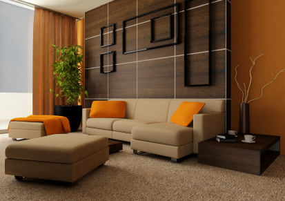 Home Modern Design on Modern Home Decor Concept
