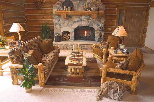 Rustic Decorating Style The Man Cave