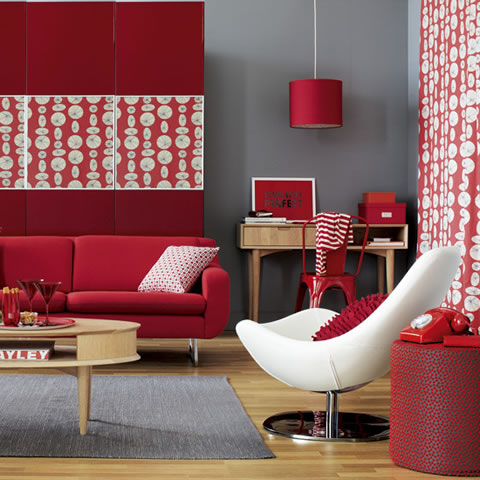 Fill Your Home With Red The Man Cave