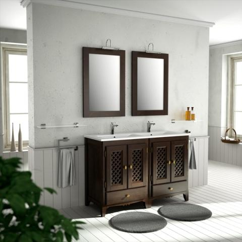 Rustic bathroom decoration the man cave - Tiradores para muebles antiguos ...