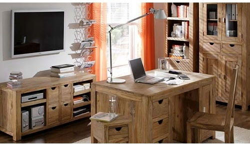 Home decor furniture option for study room the man cave - Study room furniture designe ...