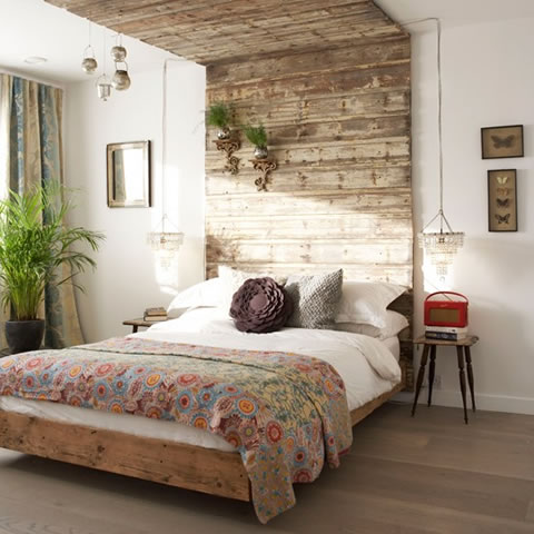 Rustic style for room decoration the man cave for Bedroom ideas rustic