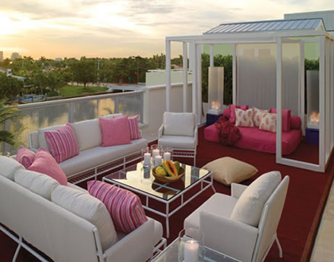 What have on the terrace decoration the man cave for Terrace party decoration ideas