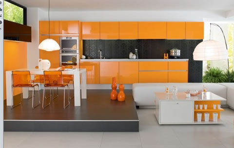 sophisticated style kitchen design