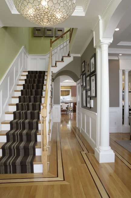 Stair Landing Decorating Ideas MEMEs