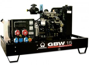 Commercial Grade Standby Generator