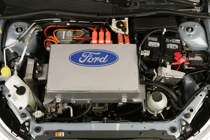 Ford Electric Car Battery